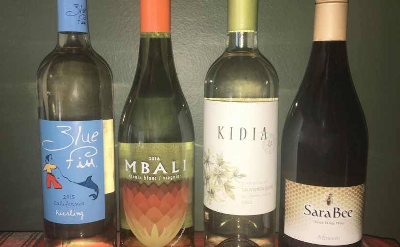 February Trader Joe's Wine Picks
