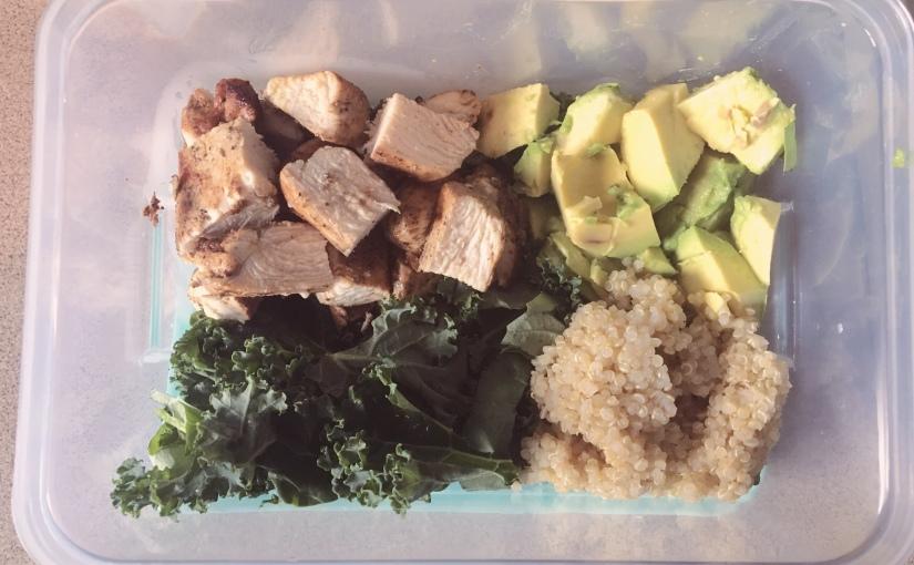 Lunchbox Salad Recipe