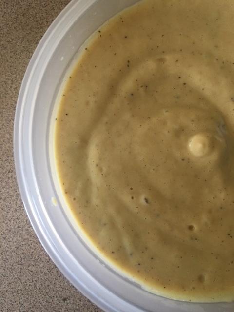 Creamy Vegan AlfredoSauce
